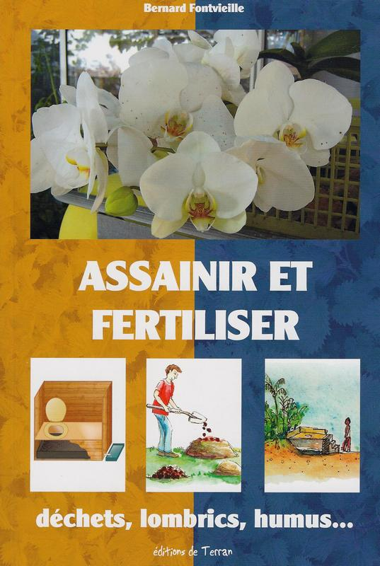 Assainir et fertiliser, déchets, lombrics, humus