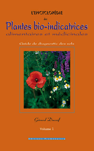 Plantes bioindicatrices volume 1